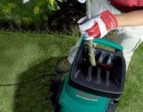 Кому і коли садовий подрібнювач дійсно потрібен? фото