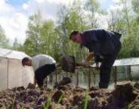 """Підготовка ґрунту навесні С""""РѕС'Рѕ"""